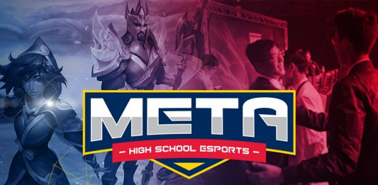 Meta High School Esports Optus
