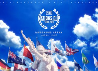 PUBG Nations Cup Announced