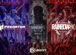 Rainbow Six Pro League Predator
