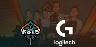 Team Heretics Logitech G