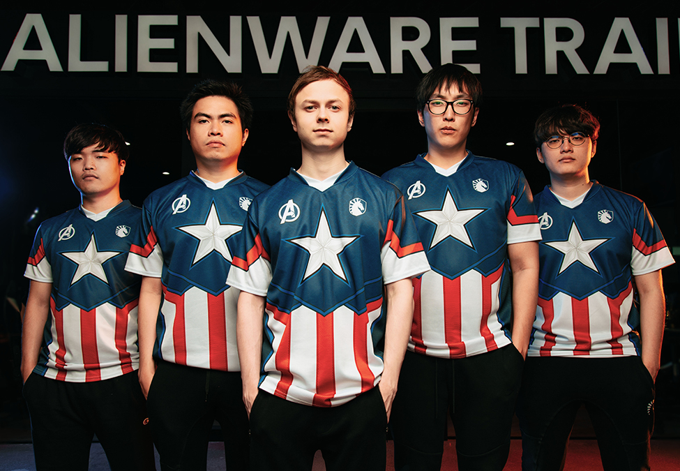 Team Liquid Marvel