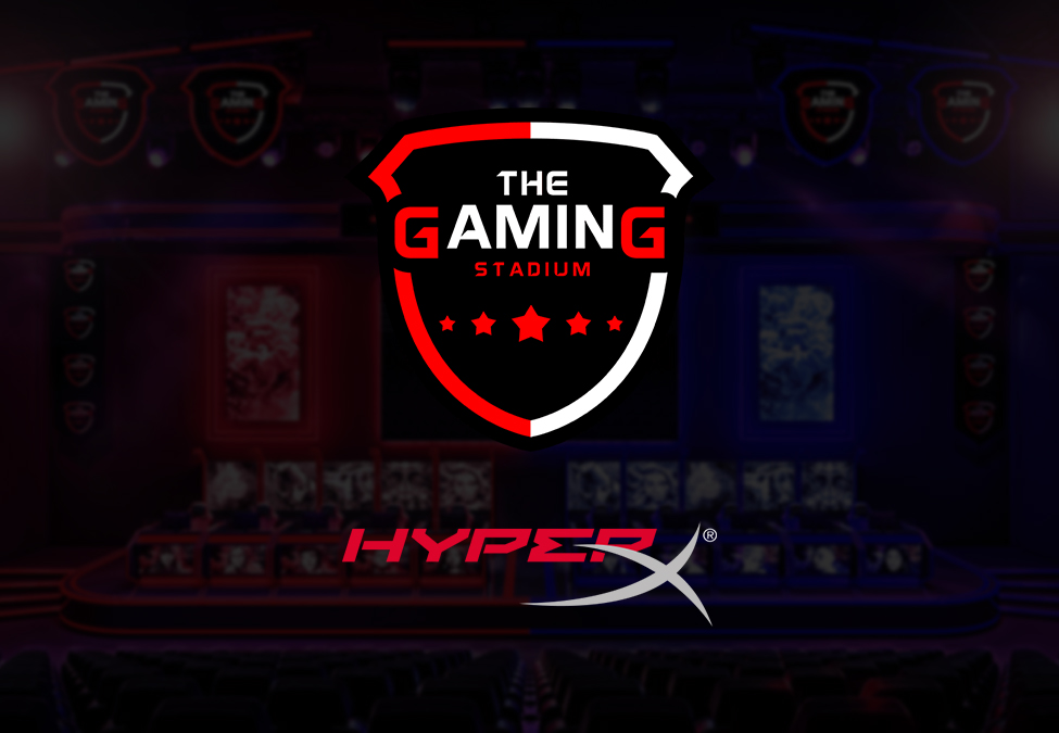 The Gaming Stadium HyperX