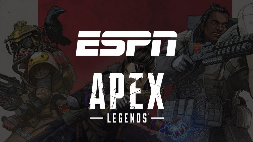Espn Ea Announce Apex Legends Series Exp