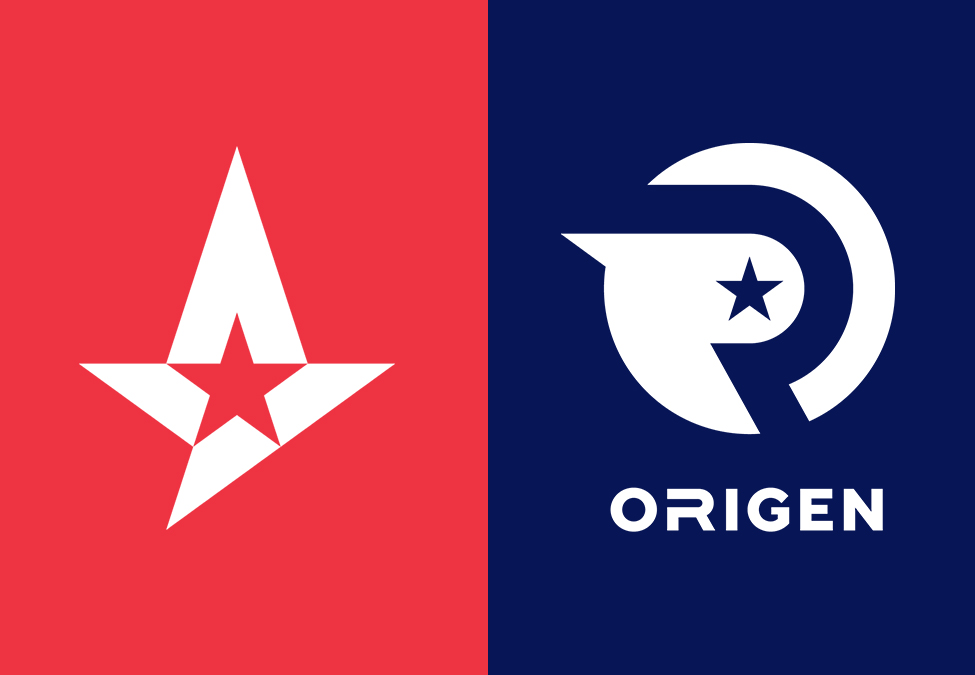 Astralis Origen RFRSH Entertainment