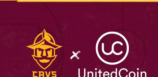 Cavs Legion GC UnitedCoin