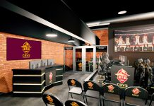 Cavs Legion GC Esports Center Render 1