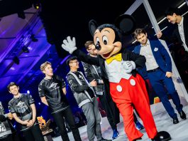 MDL DisneyLand Paris Major