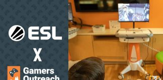 ESL Gamers Outreach Partnership