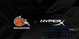 Echo Fox HyperX Renewal