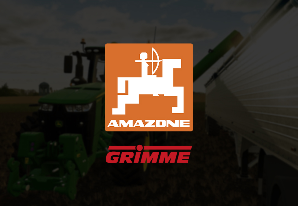 Farming Simulator League Grimme AMAZONE
