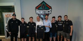 Team Heretics BeSoccer