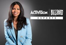 Johanna Faries Call of Duty esports