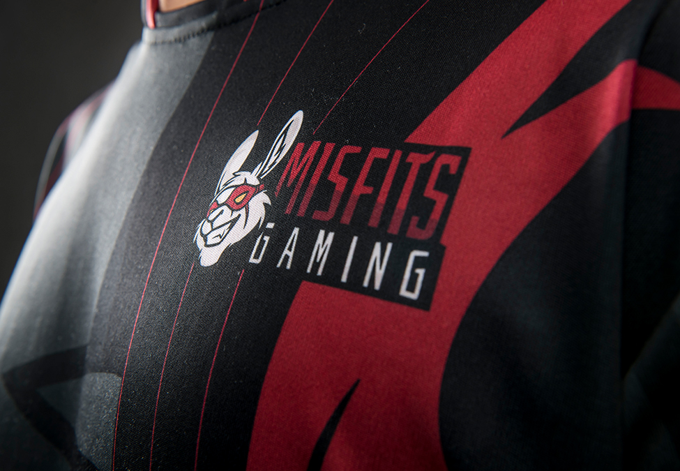 Misfits Gaming Esports Apparel Outerstuff