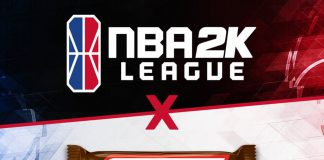NBA 2K League Snickers