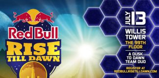 Red Bull Rise Till Dawn