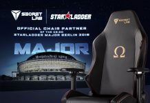 StarLadder Major Berlin Secretlab