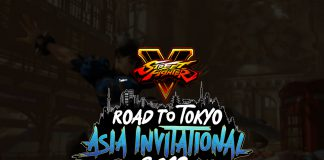 Street Fighter V: Road to Tokyo Asia Invitational