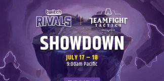 Teamfight Tactics Twitch Rivals