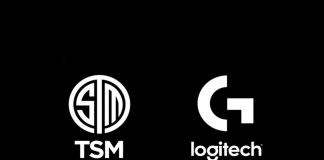 Team SoloMid Logitech G Extension