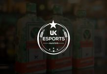 UK Esports Awards Jagermeister