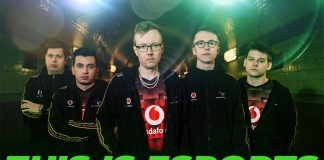mousesports Razer Partnership