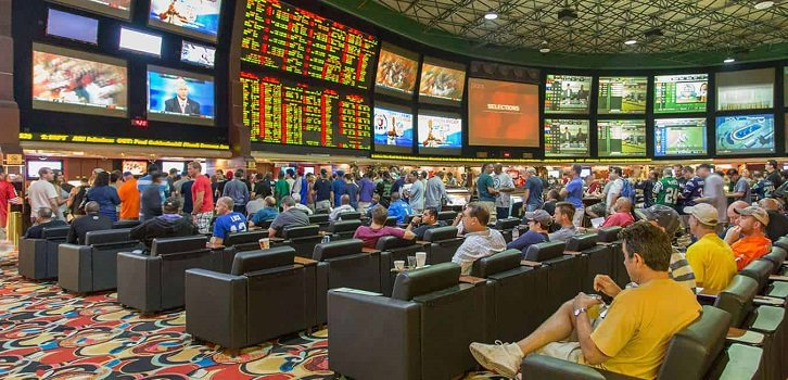 Betting sports books placing bets on sports