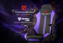 Secretlab The International 9