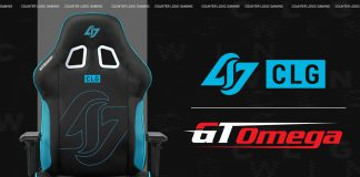 Counter Logic Gaming GT Omega