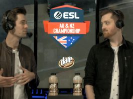 ESL Australia Dare Iced Coffee