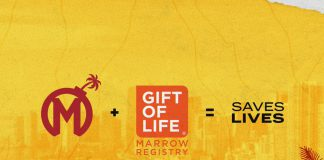 Florida Mayhem Gift of Life Marrow Registry