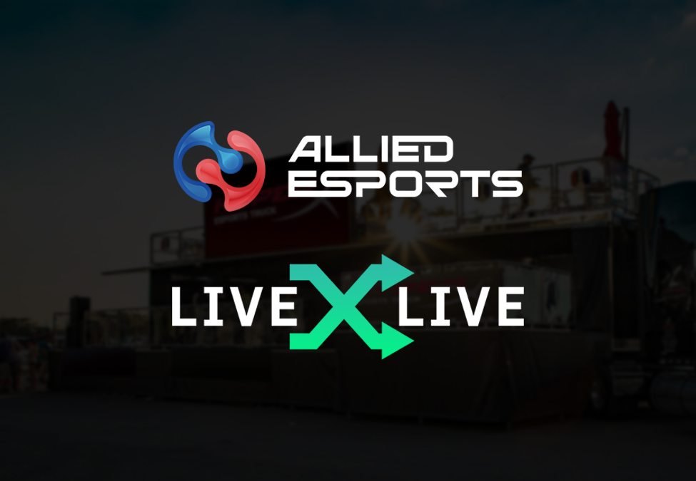 LiveXLive Allied Esports