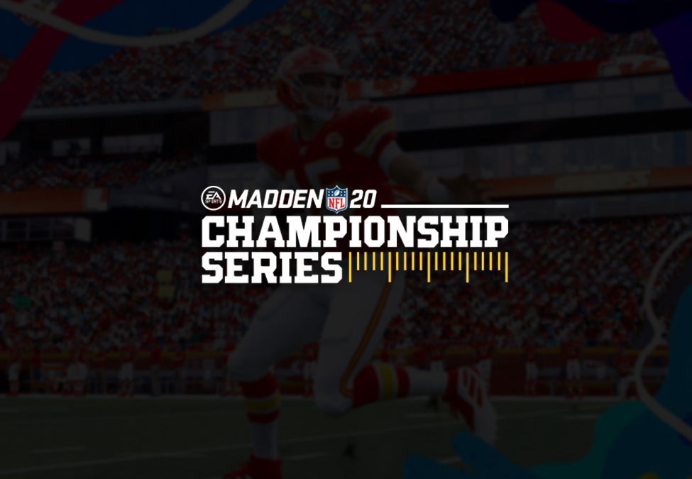Madden NFL 20 Championship Series announced - Esports Insider