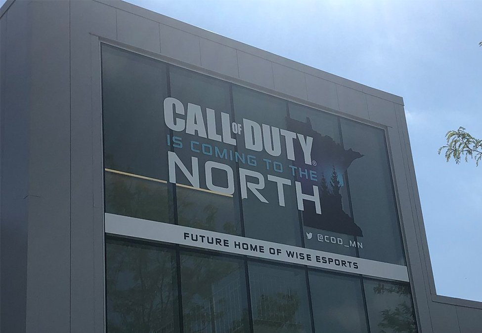 Minnesota Call of Duty Training Facility
