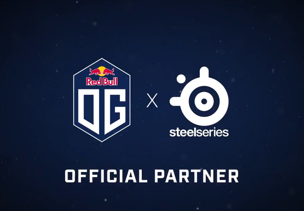 OG SteelSeries Partnership