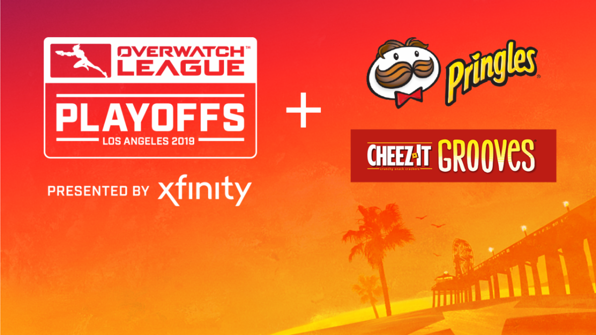 Overwatch League Kellogg Company