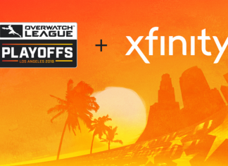 Overwatch League Xfinity