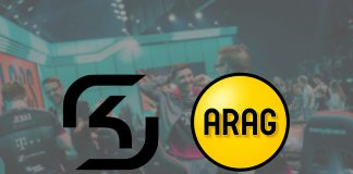 SK Gaming ARAG Partnership