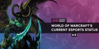 World of Warcraft Esports Present