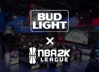 NBA 2K League Bud Light