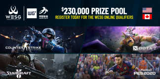 WorldGaming Network WESG NA