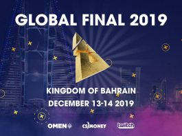 BLAST Pro Series Global Final 2019 Bahrain