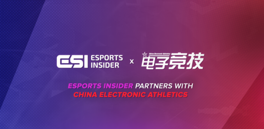 Esports Insider China Electronic Athletics