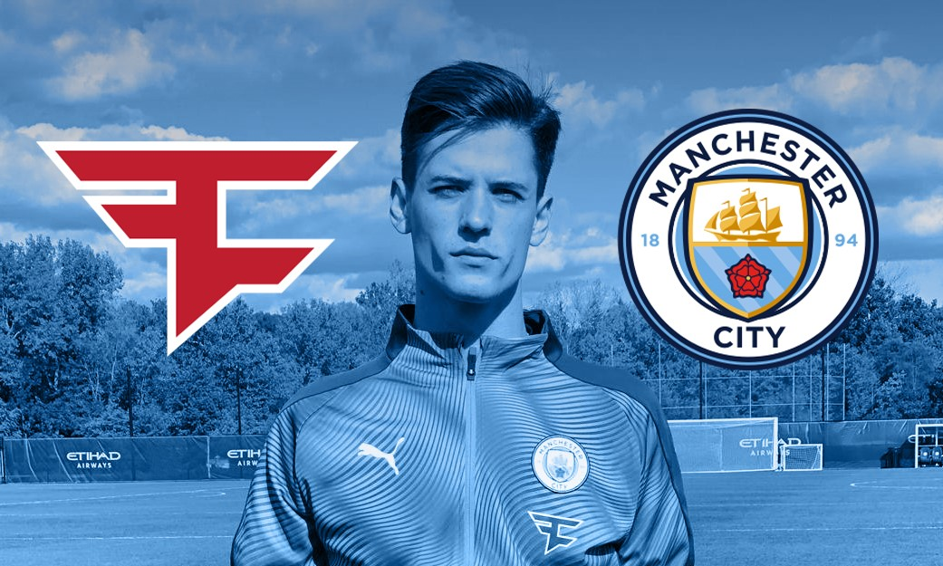 Faze Clan Partners With Manchester City Esports Insider