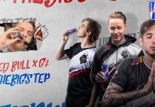 G2 Esports Red Bull Partnership