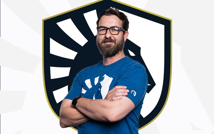John Patterson Team Liquid