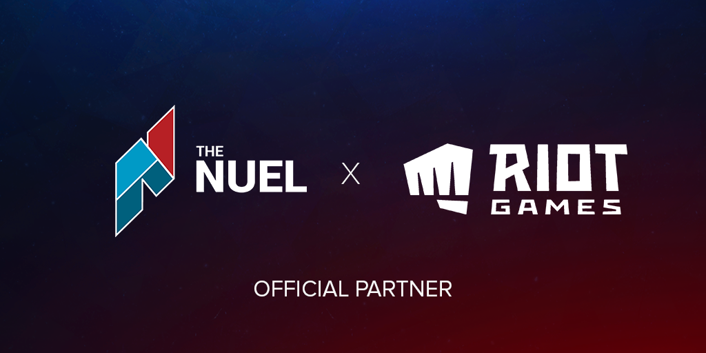 Riot Partnership Announcement - The NUEL extends Riot Games partnership for next academic year