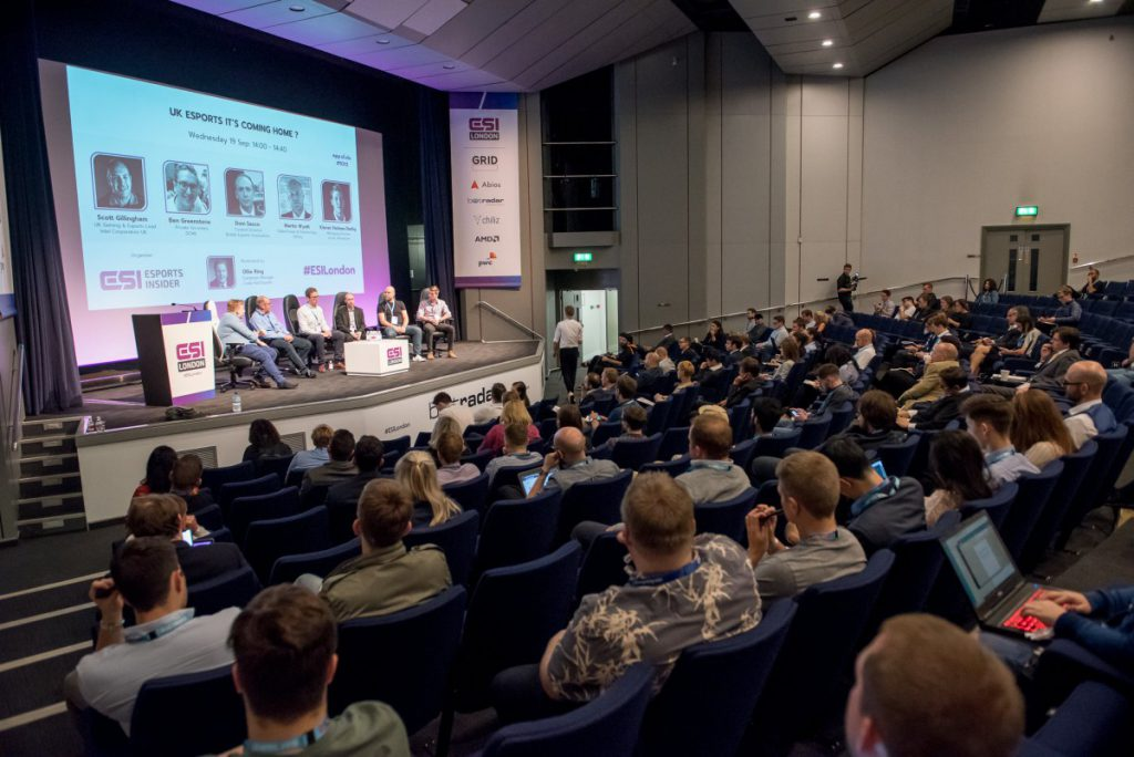 ESI London: Building on the biggest year in UK esports