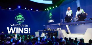 Vancouver Titans Luminosity Gaming