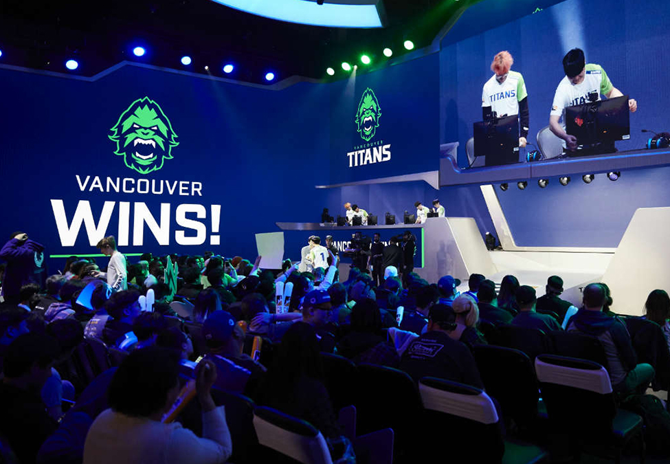 Vancouver Titans Luminosity Gaming - Luminosity Gaming parent company invests in Vancouver Titans