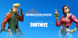 DreamHack Fortnite
